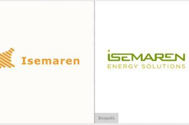 Isemaren Energy Solutions: nueva identidad visual y página web para una nueva etapa